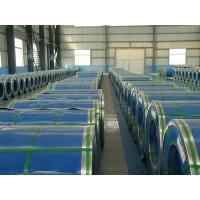 China JIS G3312 , CGCC , DX51D AZ PPGL PPGI Steel Coil For Buildings , Vehicles on sale