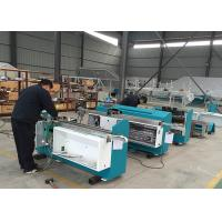 Touch Screen Butyl Extruder Double Glazing Glass Machine 5 KW Easy Operation Manufactures