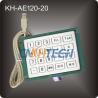 Kiosk metal numeric keypad Manufactures