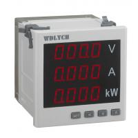 Programmable Digital Multi MeterSingle Phase  2 Switch Output Analog Manufactures