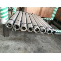 CK45 Quenched / Tempered Hollow Metal Rod With Chrome Plating For Hydraulic Cylinder Manufactures