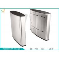 Anti-collision Flap Barrier Gate Club Hotel Turnstile Security Gate System Manufactures
