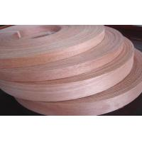 Sliced Cut Plywood Edge Banding Okoume Wood Veneer Rolls Natural Manufactures