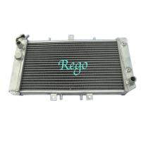 1 Row Aluminum ATV Radiator for 03-07 POLARIS 500 Outlaw 450S 08-10 525 07-11 Manufactures