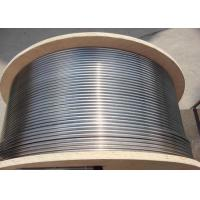 Seamless Alloy Steel Hydraulic Control Line Downhole Tube Application 1/4'' 3/8'' Size Manufactures