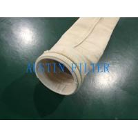 China original FMS9806 hybrid combi-felt dust filter bag for 1080m3 blast furnace gas cleaning Manufactures