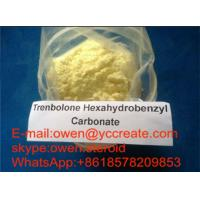 China Trenbolone HHBC Muscle Mass Supplements Parabolan Tren Hexahydrobenzylcarbonate on sale