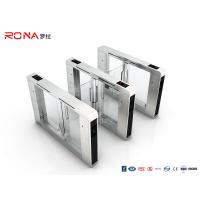 High Security Speed Gate Turnstile RFID Access Control For Intelligent Buildings Manufactures