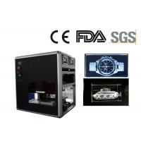 3D Crystal Glass Laser Engraving Machine , Middle Size Crystal Glass Picture Engraving Unit Manufactures