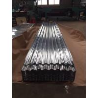 Full Hard 665 Mm Width Galvanized Steel Coil Galvanised Corrugated Steel Sheet Manufactures