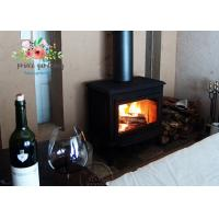 APOLLO Thickened Cast Iron Wood Burning Fireplace Insert , Chimney Diameter 200mm Manufactures