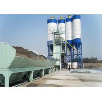 Fully Automated Bucket Type Concrete Batch Plant Simple Large Capacity 75m3/H Manufactures
