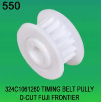 324C1061260 TIMING BELT PULLY D-CUT FOR FUJI FRONTIER minilab Manufactures