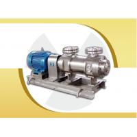 Save Time Petrochemical Process Pump JQB High Shear Emulsification And Cutting Manufactures