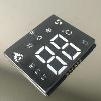 Ultra Thin Custom LED Display SMD White 7 Segment For Air Conditioner Controller Manufactures