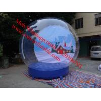 inflatable photo snow globe custom snow globe christmas snow globe snow globe Manufactures