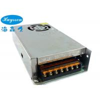 OEM Single Output led lamp driver ,  led display power supply 48 volt 250W Manufactures