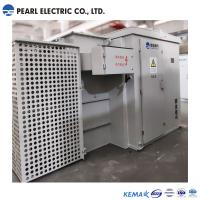 Hermetic padmounted transformer with capactity of 2400 kva Manufactures