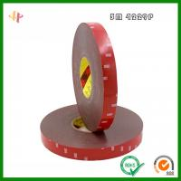 3M 4229p VHB strong double sided Tape | 3M 4229P Grey Automobile foam Tape Manufactures