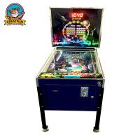 Full Size Coin Operated Game Machine Pinball Machines No Assemble 220V Manufactures