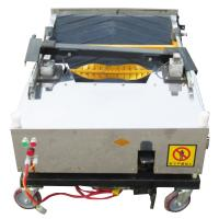 ZB800-5A Plastering Width 80cm Automatic Plastering Machine For Wall /Wall Finishing Machine. Manufactures