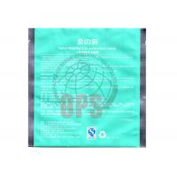 Top Open Cosmetic Packaging Bags With Tear Notch , Laminated Aluminium Pouch Manufactures
