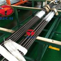 Welded Precision Steel Pipe EN10305-2 , Ground Stainless Steel Rod E155 Grade Manufactures