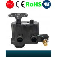 Quality RUNXIN Multiplex Manual Softner Control Valve F77AS Big Flow Valve For Water Treatment for sale