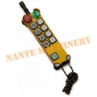 F24 Series 8 Buttons Handheld Crane Digital Radio Industrial Telecrane Remote Control-Original from Taiwan Manufactures