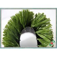 Convenient Infilling Artificial Grass Football Pitches With PP Bag Packing Manufactures