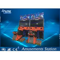 Indoor Electronic Equipment Snow Moto Racing Game Machine For Game Center Manufactures