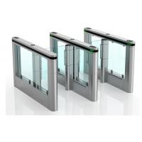 Quality Rs Automation Card Reader Optical Turnstile Access Control System As Station for sale