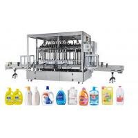 High Viscosity Beverage Packaging Machine Beverage Bottling Equipment Manufactures