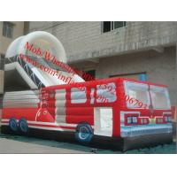 pirate ship inflatable slide Manufactures
