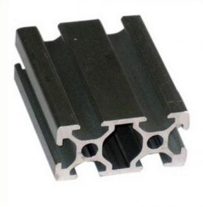 6005 / 6063 T5 Industrial Extruded Aluminium Profiles For Machine Manufactures