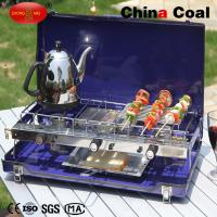 2016 hot sale foldable outdoor 3 burner LPG gas stove YM430 Manufactures
