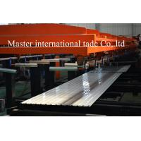 Easy operate 0.75KW Auto Stacker Machine For Timing Receiving Roof Panel Manufactures