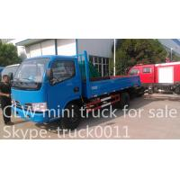 Quality hot sale 2017s cheapest price CLW4020 cargo truck, factory sale best price CLW for sale