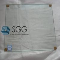 China 4mm ultra clear/silkscreen/acid etched tempered glass cutting board shenzhen factory on sale