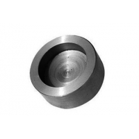 Metal T Pipe Cap 304 Stainless Steel SS Socket Weld Fittings Manufactures