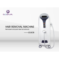 China 10Hz 13*13mm2 808nm Diode Laser Hair Removal Machine on sale