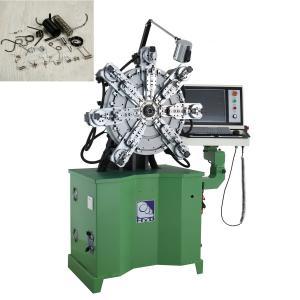 Sanyo Motor 2.5mm Spring Making Machine 380V 50Hz Manufactures