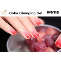 Chemical Free Heat Activated Color Changing Nail Polish With 72 Color Options Manufactures