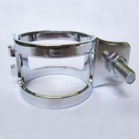 CNC turning, die casting stainless steel clamp zinc plated, Billet Clamps Manufactures