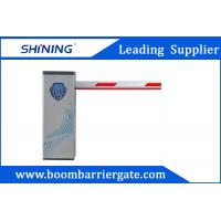 220V CE Approved Waterproof Metal Automatic Barrier Gate With Retractable Arm Manufactures