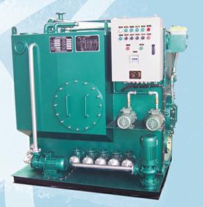 China SOLAS WFCB Series domestric sewage biochemical treatment plant on sale