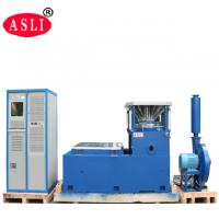High Frequency Electro Dynamic Shaker Air - Cooled With Vertical Horizontal Shaker Table Manufactures