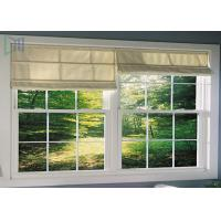Versatile Style Aluminium Double Hung Replacement Windows Soundproof Manufactures