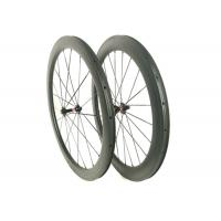Toray 700 Carbon Road Bike Wheels Front 50MM Rear 60MM Novatec 271 372 Hub Manufactures