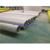 Stainless Steel Welded Pipe ASTM A312 TP304 TP304L TP304H TP321 TP316L ASTM A790 S31803, 6'', SCH40,6M 100% RT. UT. HT. Manufactures